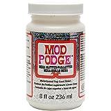 Mod Podge CS17294 Mega, 8 oz, Hologram Glitter (Color: Hologram, Tamaño: 8 Ounces)