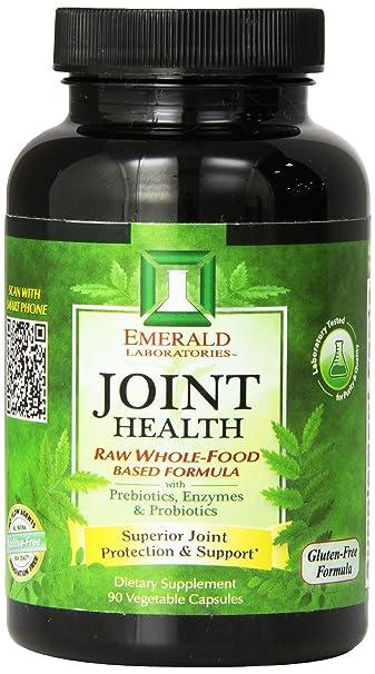 Отзывы Emerald Laboratories Joint Health Vegetarian Capsules, 90 Count