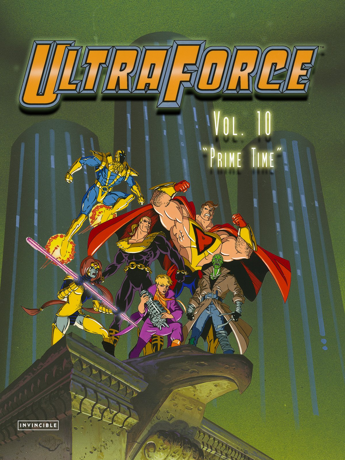 "Ultraforce Vol. 10""Prime Time"""