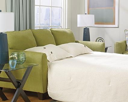 Ean Lime Queen Sofa Sleeper