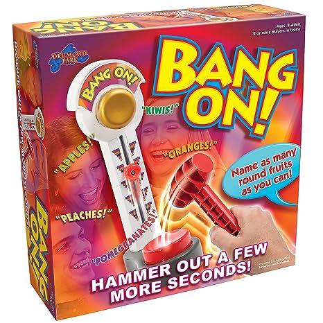 Drumond Park – Bang On! – Jeu de société Version Anglaise