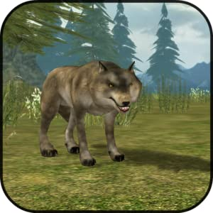 Wild Wolf Simulator 3D by Turbo Rocket Games