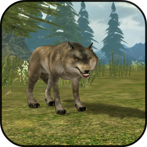 Wild Wolf Simulator 3D (Free Wolf Games compare prices)