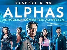 Alphas - Staffel 1