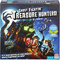Mattel Ghost Fightin' Treasure Hunters Board Game