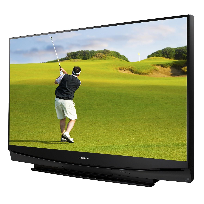 Mitsubishi Wd 60737 60 Inch 1080p 120hz Home Theater Dlp