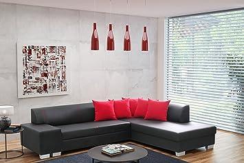 Couch Couchgarnitur Sofa Polsterecke BRIXXEN Polsterecke mit Schlaffunktion