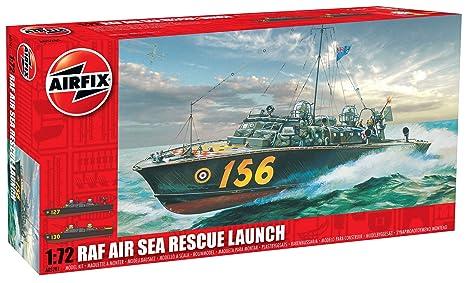 Airfix - A05281 - Construction et Maquettes - Bâtiment - RAF Rescue Launch