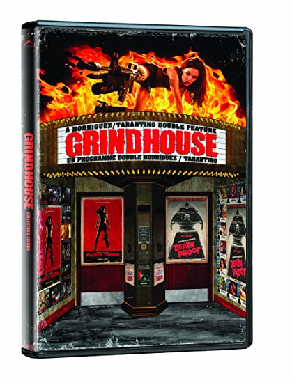 Grindhouse Planet Terror Death Proof Planet Terror / Death