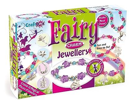 Fairy Charm Jewellery Box Fairy Charm Jewellery