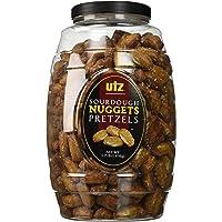 Utz Sourdough Pretzel Nugget, 52-oz. Barrel