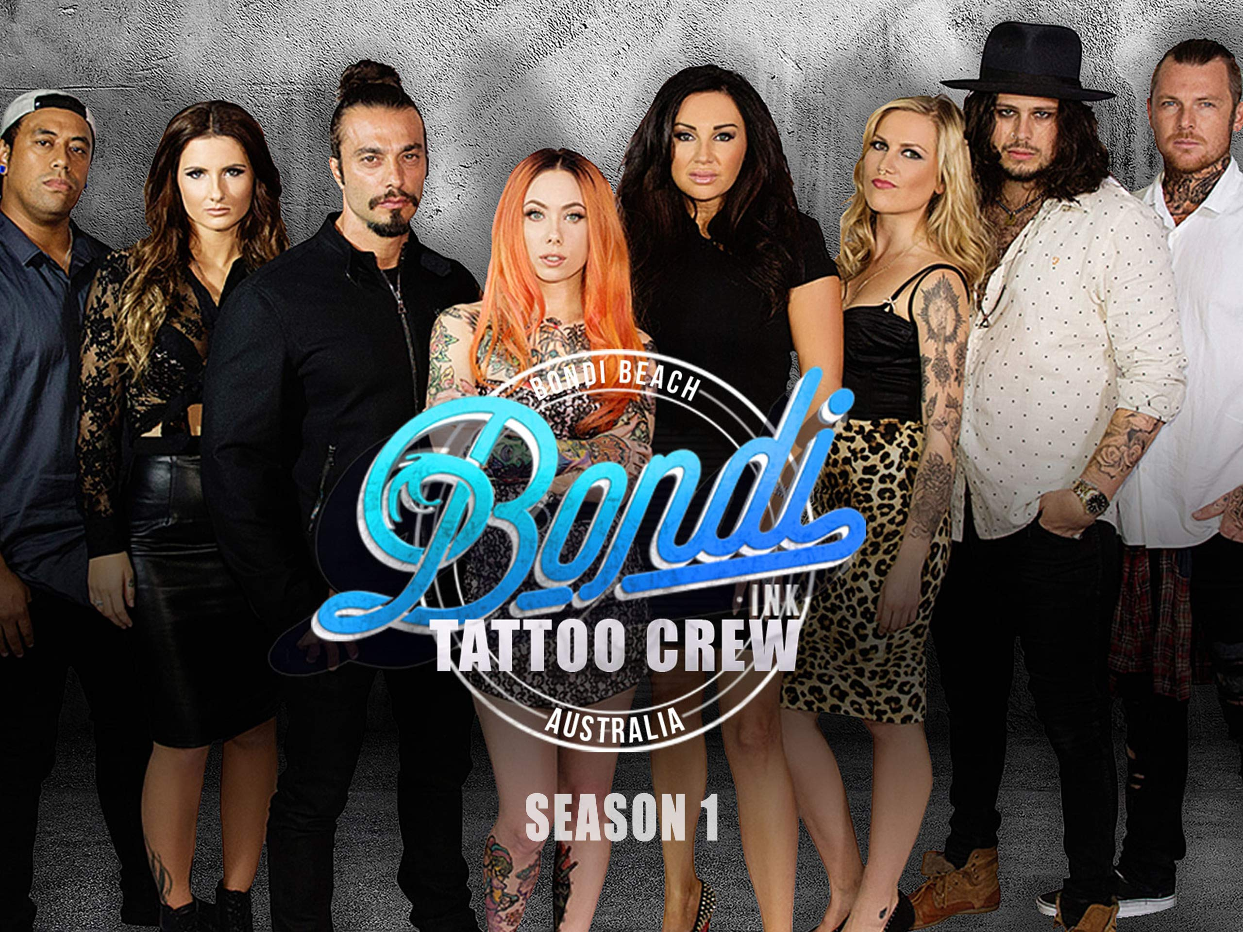 Bondi Ink Tattoo Crew on Amazon Prime Video UK