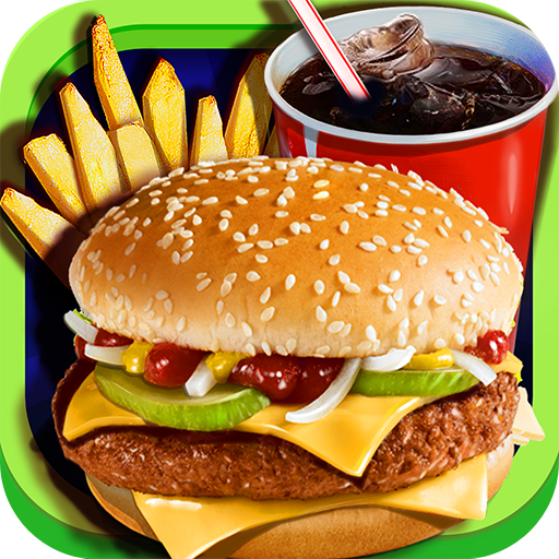 Fast Food Mania! – Free Cooking Game image