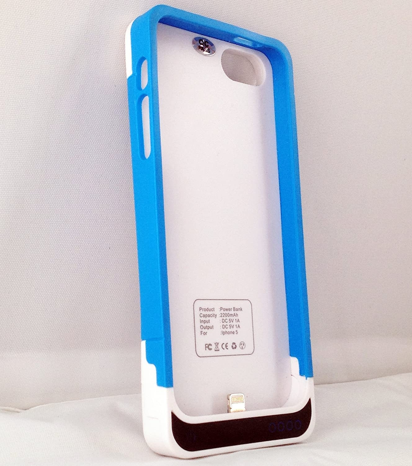 No Need To Worry About Battery Life: Battery Case