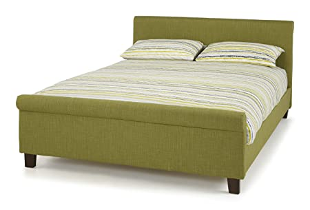 Hazel Upholstered Super King Bed