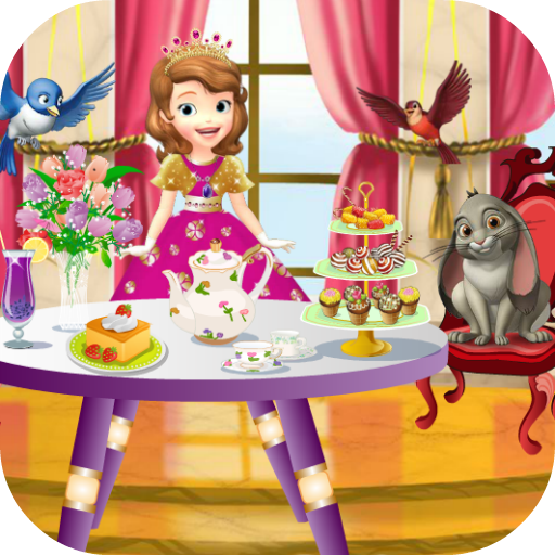 Sofia The First Tea Party