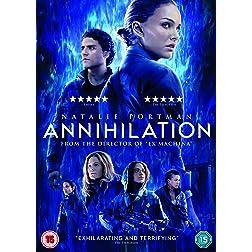 Annihilation 2018