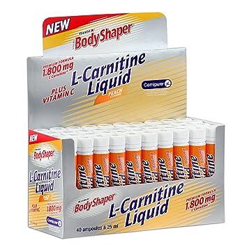 Weider BodyShaper L-Carnitin 40 x 25 Ampullen Citrus