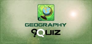 Geography Quiz Game from 9Quiz - Multiplayer Trivia