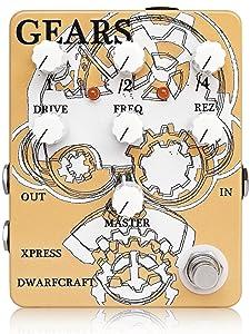 Dwarfcraft Devices Gears