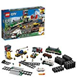LEGO City Cargo Train 60198 [Amazon Exclusive] (Color: Multi)