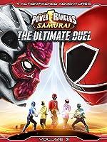 Power Rangers Samurai: The Ultimate Duel Vol. 5 [HD]
