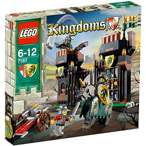 LEGO Castle Escape from Dragons Prison 7187