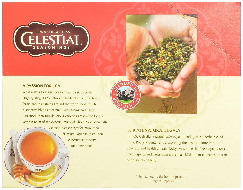 Celestial Seasonings Tea K Cups 6 Flavors Ebay