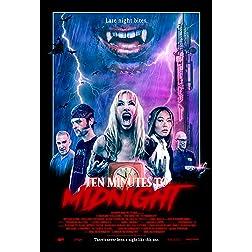 Ten Minutes To Midnight [Blu-ray]