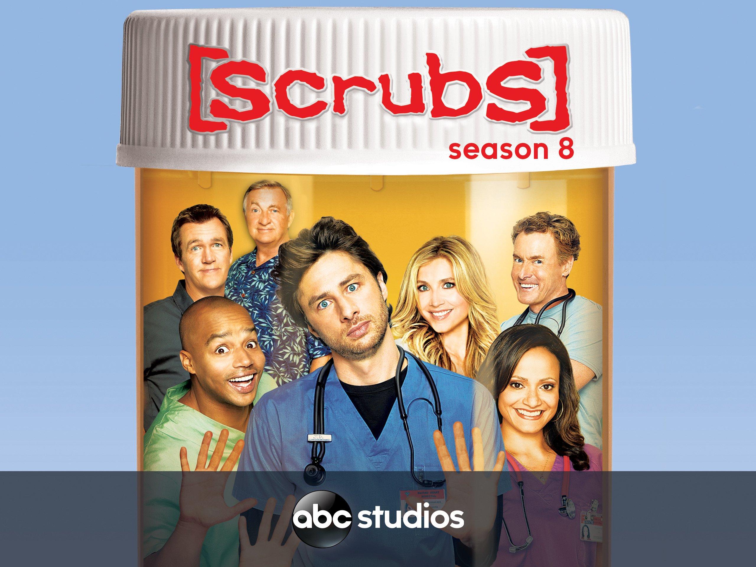 Scrubs - Season 8