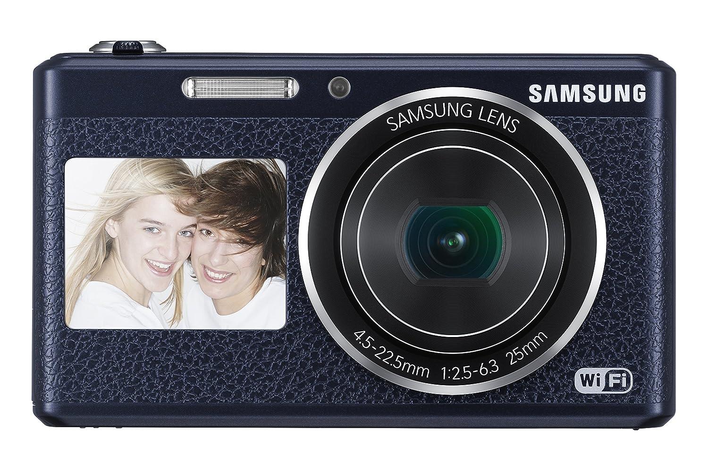 Samsung Electronics EC-DV180FBPBUS Dual-View Wireless Smart Camera (Black)