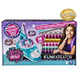 Cool Maker KumiKreator Friendship Bracelet Maker, Quick & Easy Activity Kit for Kids Ages 8 and Up (Color: Ages 8 and Up)