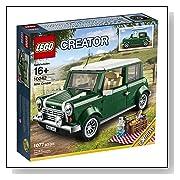 LEGO Creator Green MINI Cooper Car Set