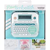 Brother P-touch Ribbon Embellish Machine (Color: White, Tamaño: 6.2