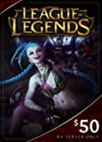 League of Legends  Gift Card - 7200 Riot Points - NA Server Only [Online Game Code]