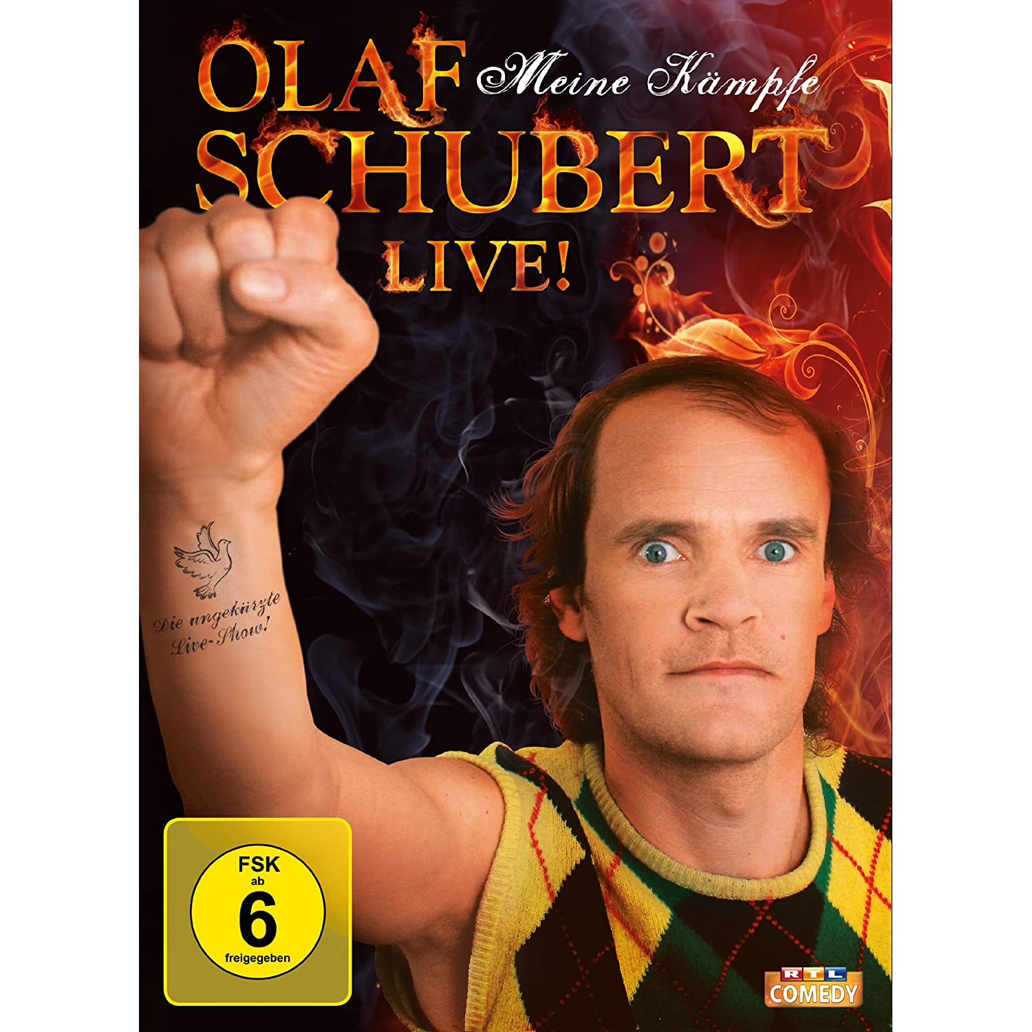 Olaf Schubert - Meine Kmpfe