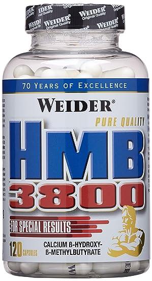 Weider HMB 3800- 120 Kapseln (1 x 136g)