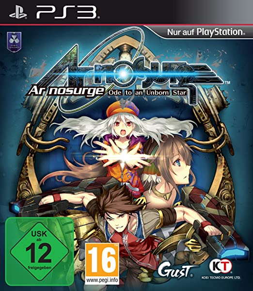 Ar Nosurge: Ode to an Unborn Star, PS3