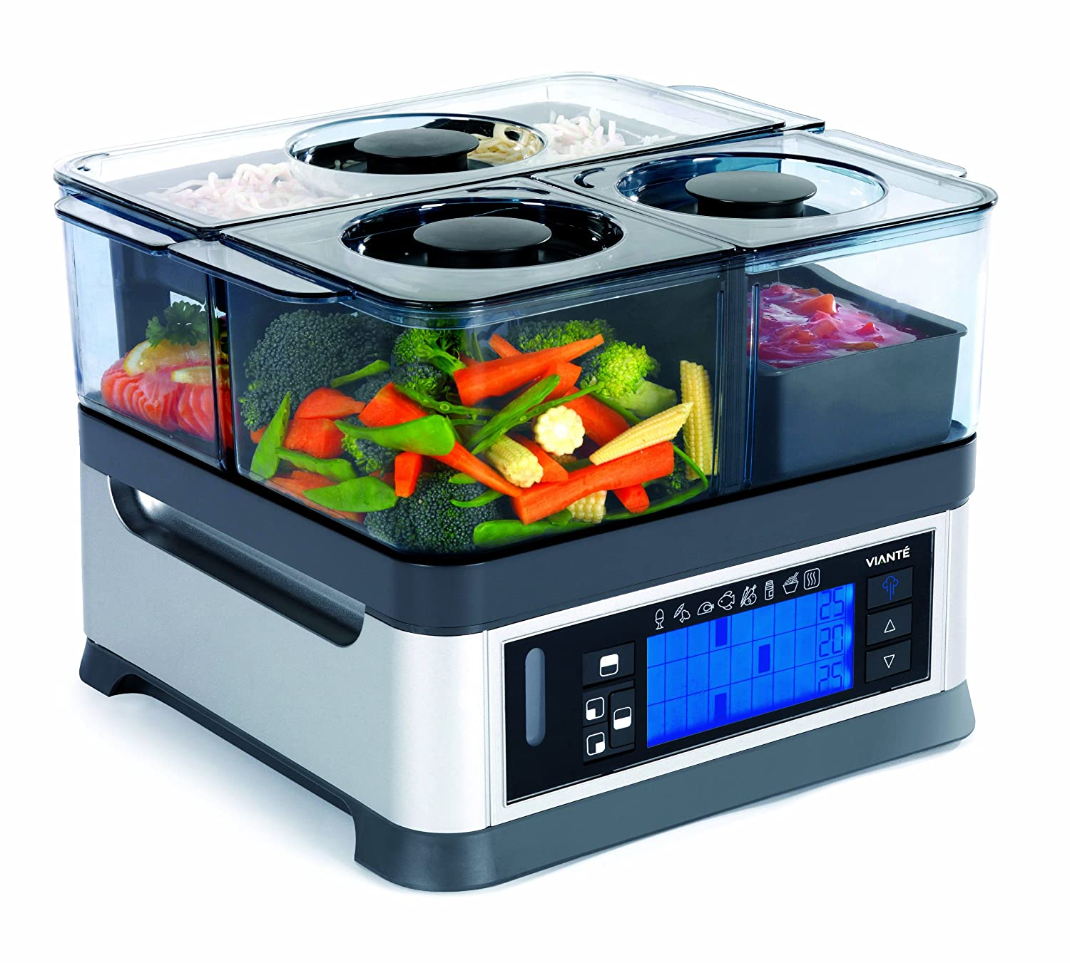 Electronic Food Steamer ~ Top best electric food steamers in reviews us
