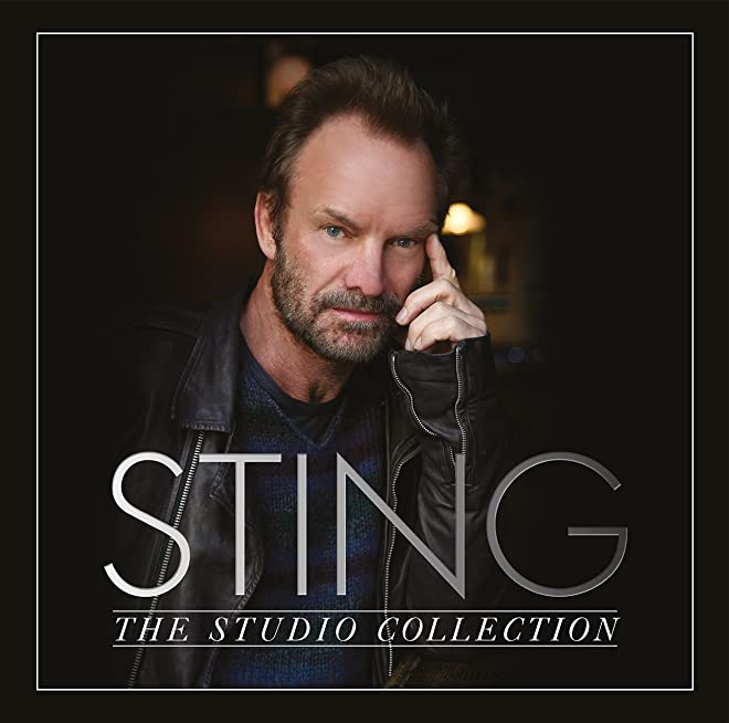 Sting - The Studio Collection [Analog]