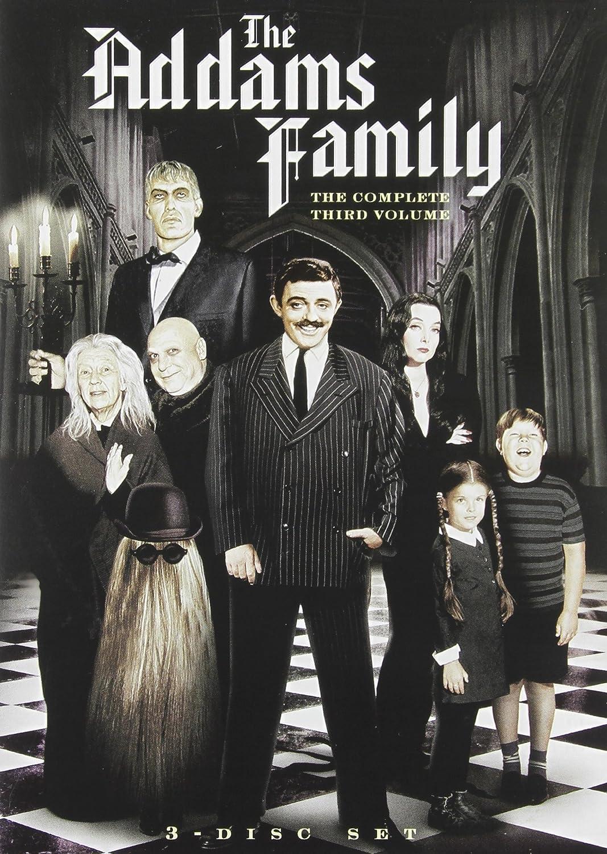 Amazon com The Addams Family The Addams Family 3