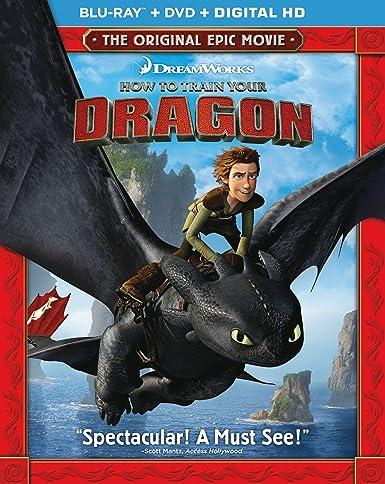 How to Train Your Dragon (Blu-ray + DVD + Digital HD)