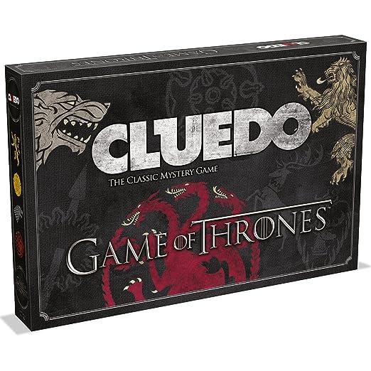 Game of Thrones Cluedo Mystery Jeu de société