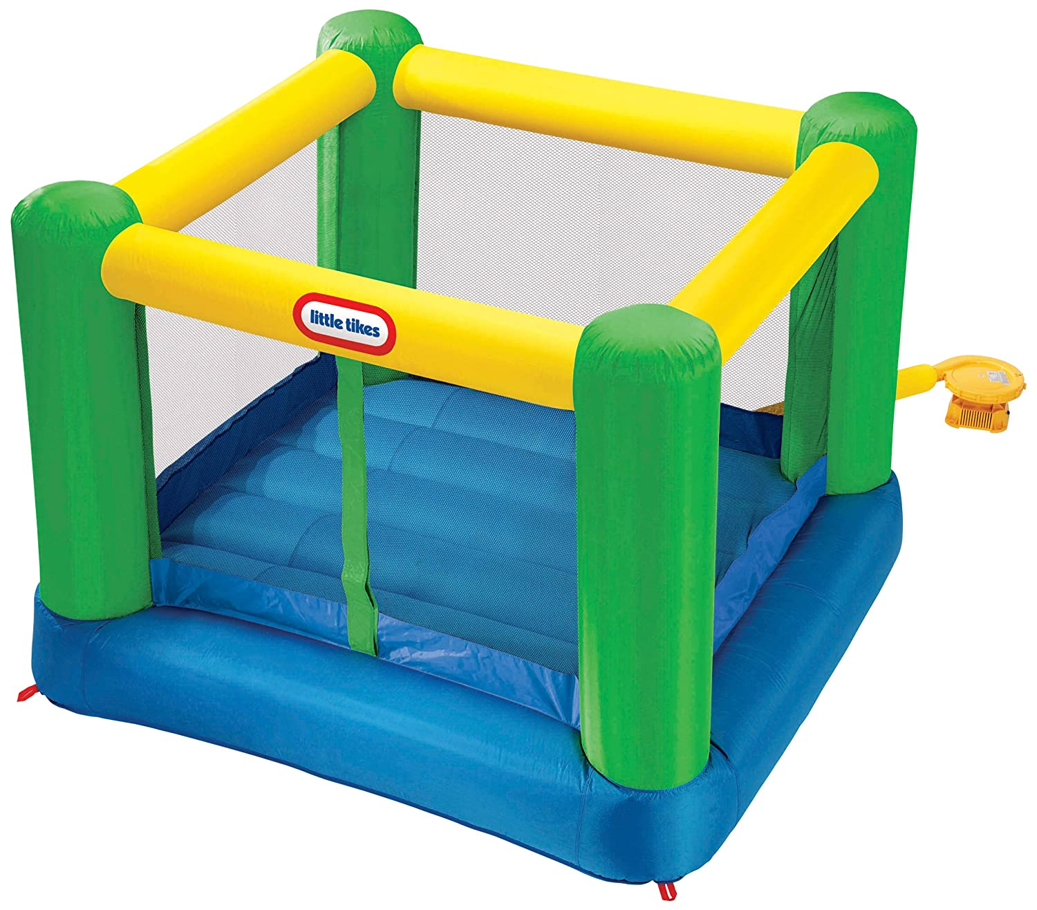 An Image of Little Tikes Inflatable Bouncer, 8' x 8'