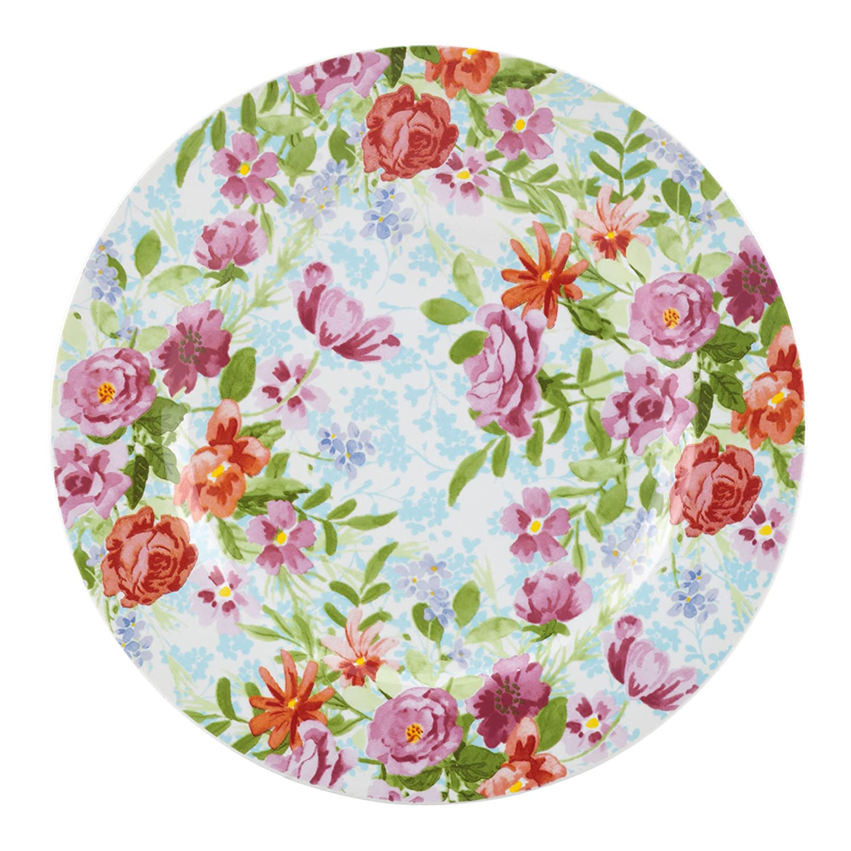 цена Gorham Kathy Ireland Home Spring Bouquet Salad Plate онлайн в 2017 году