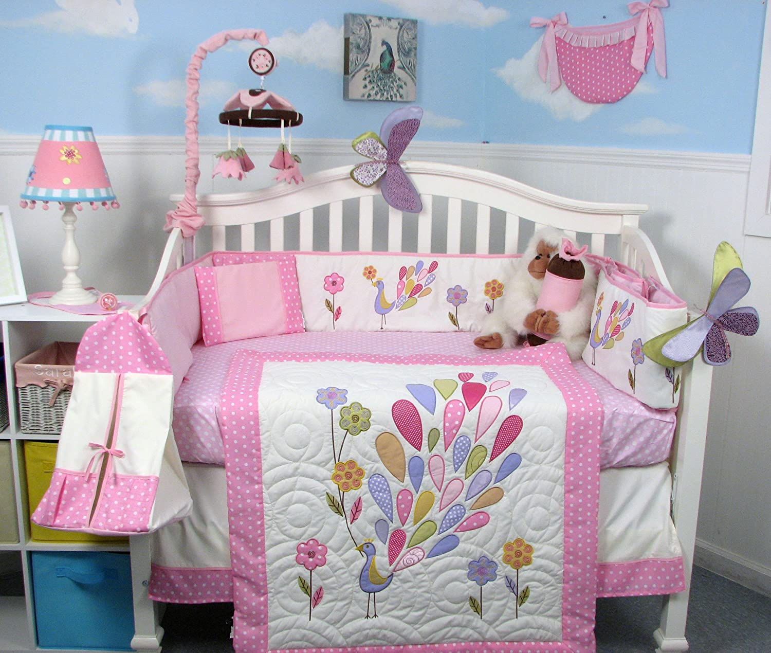 Baby fashion and bedding 5