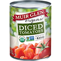 12-Packs Muir Glen Organic Diced Tomatoes 28-Ounce Cans