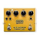 MXR M287 Sub Octave Bass Fuzz Guitar Effects Pedal