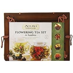 Tea Flowering Organic Gift Set by Numi