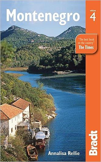 Montenegro, 4th (Bradt Travel Guide)